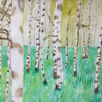 Waldkalender von Magdalena Stubenrauch